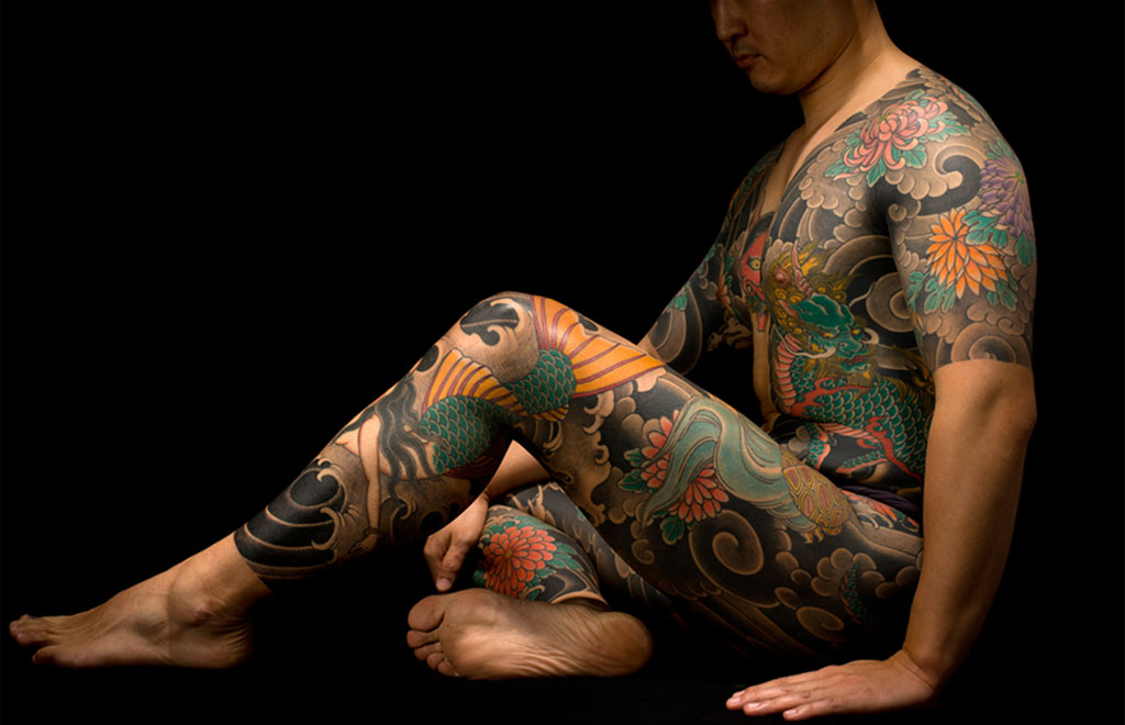 dossier le tatouage japonais inkage. Black Bedroom Furniture Sets. Home Design Ideas