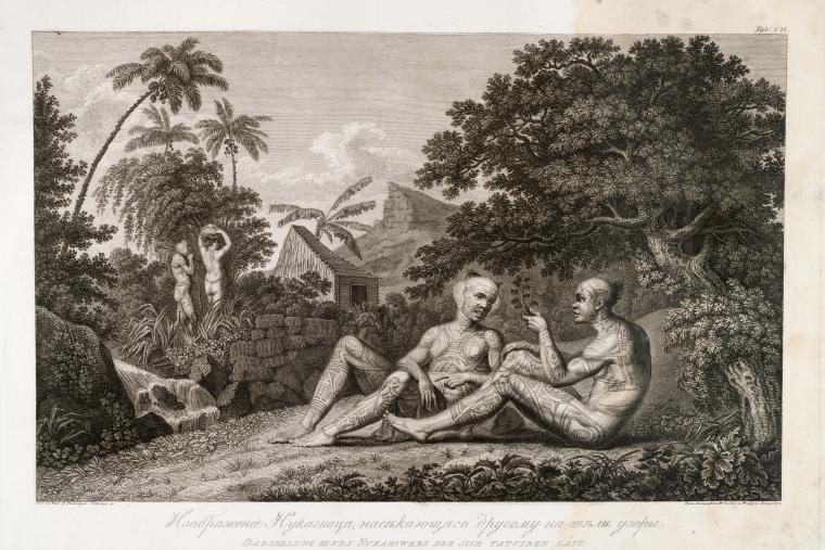 polynesiens library ny