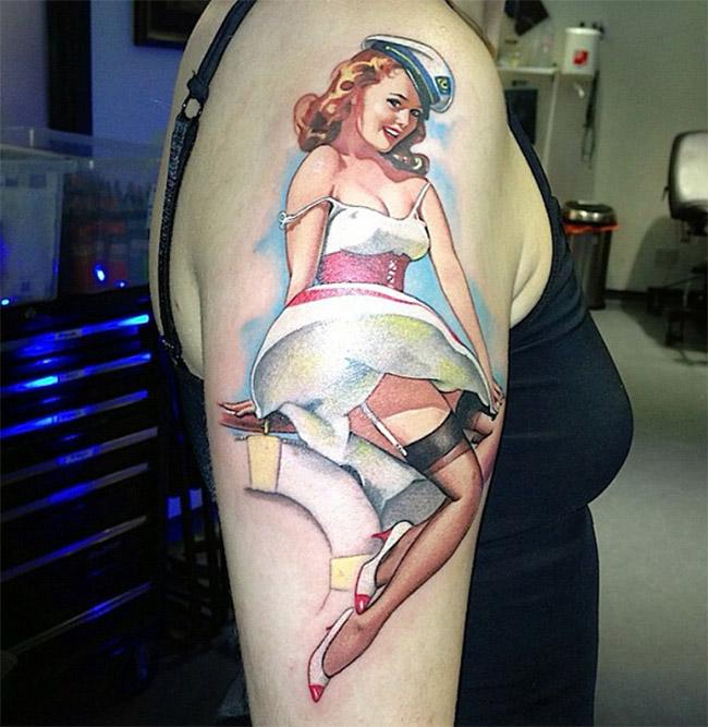 Xoil Tattoo Heart