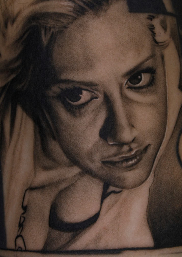 Niki Norberg inkage tatouage (12)