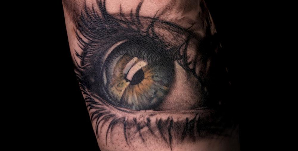 Tattoo r aliste d un oeil inkage - Oeil d horus tatouage ...