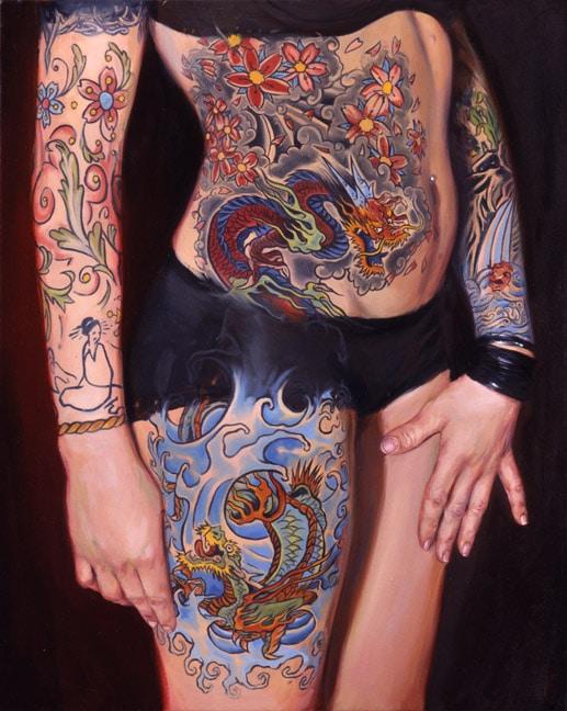Shawn barber peinture tatouage (7)