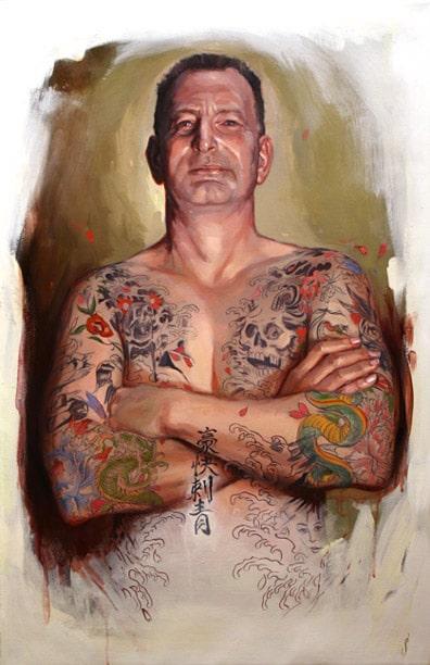 Shawn barber peinture tatouage (9)