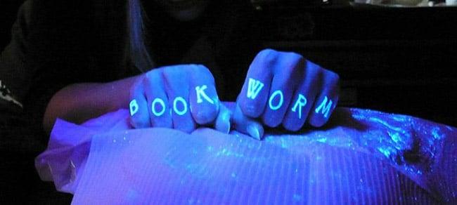 Le Tatouage Fluorescent Inkage