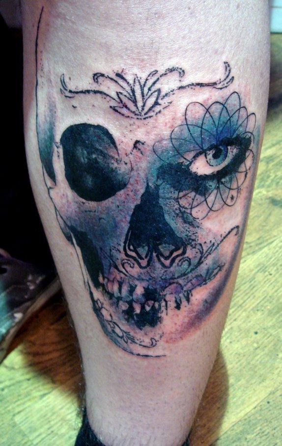 Crne graphique tatouage Inkage