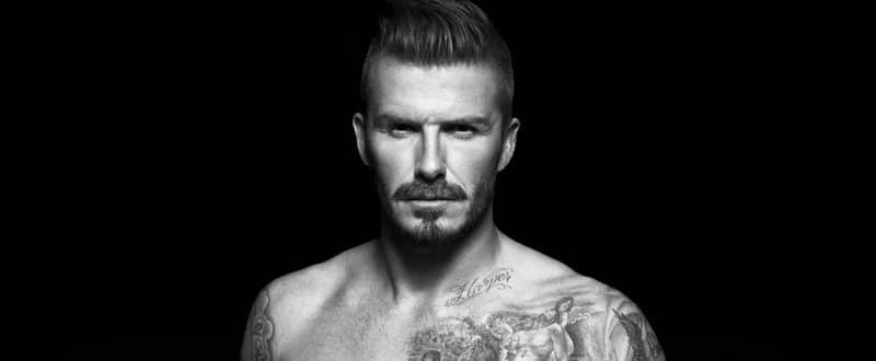 Tatouages De Stars David Beckham Inkage