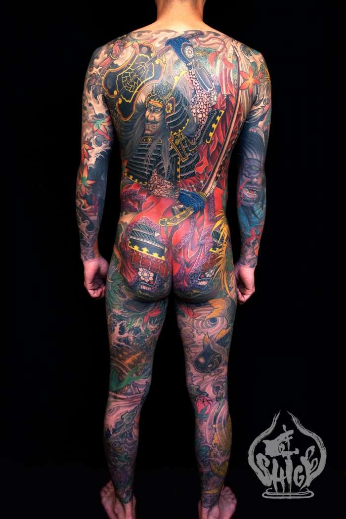 Tatouage Renard Tattoo 40 Inkage