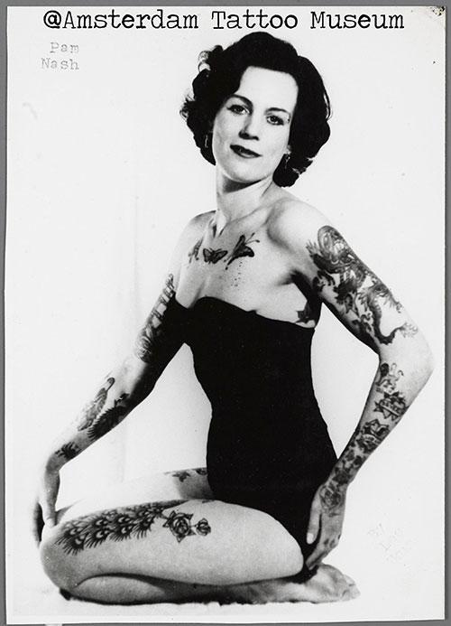 œuvre-Amsterdam Tattoo Museum (2)