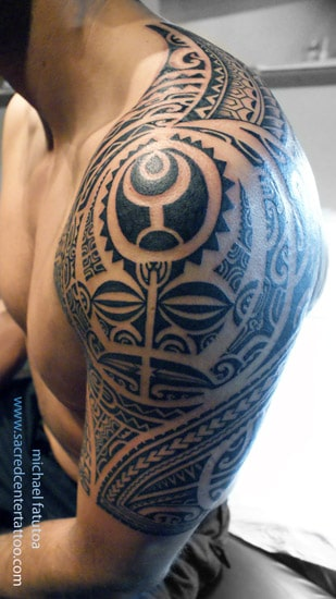 tatouage maori visage inkage. Black Bedroom Furniture Sets. Home Design Ideas