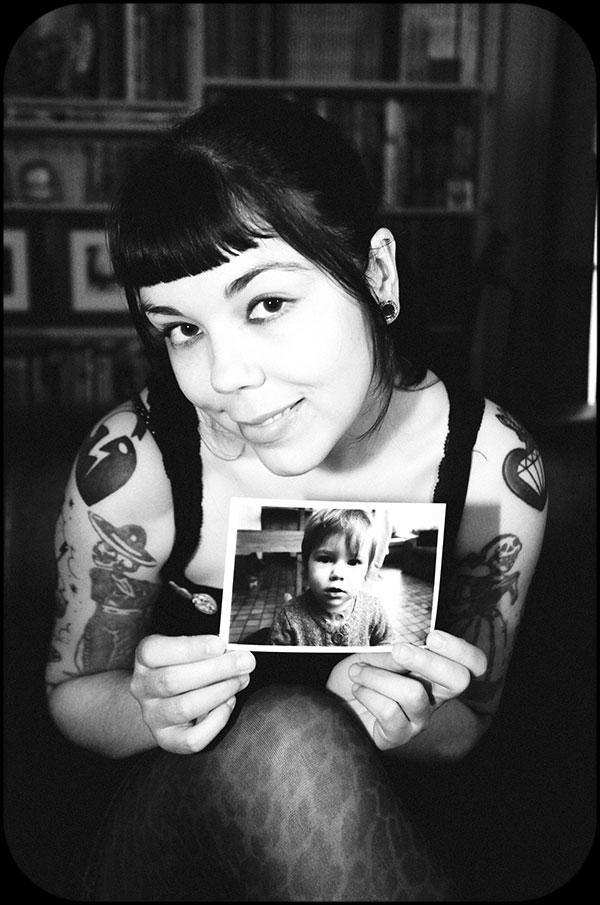 Alaxandra bay livre love tattoos et family