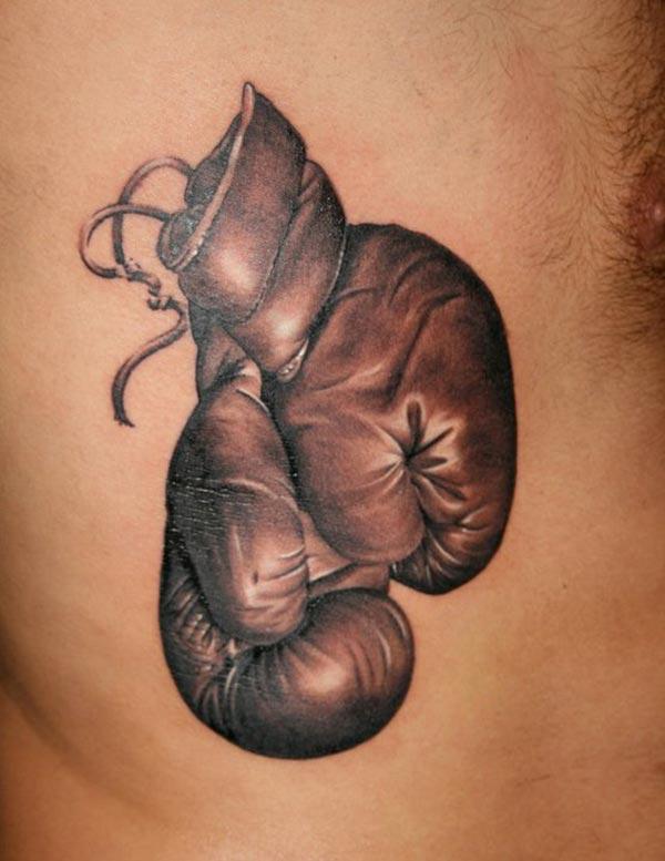 Bekannt Tatouage gants de boxe – Inkage WM49