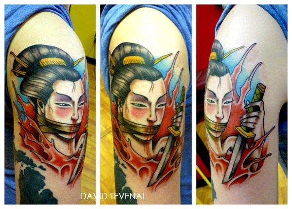 Favori geisha – Inkage ZN82