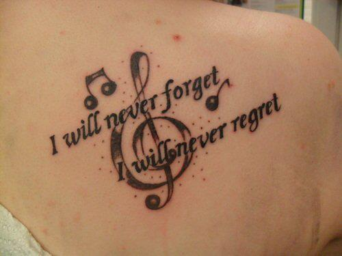 Tatouage Lettrage 233 Criture 171 I Will Never Forget 187 Inkage