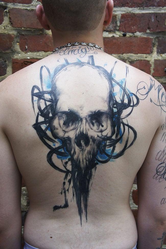 3 tatouage miki bold