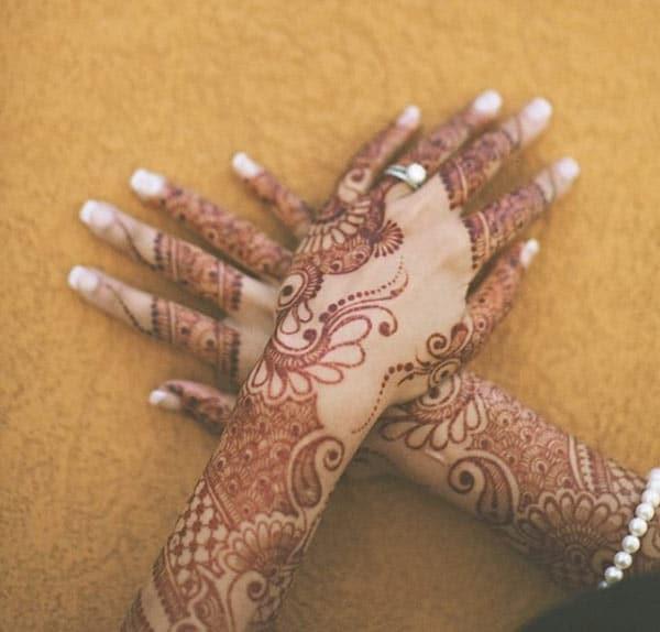 le tatouage au henne (2)