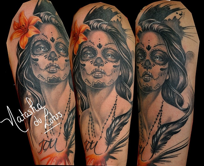 tatouage-Natasha-lotus-noir-(3)