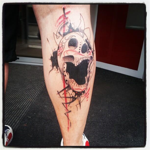 tatouage par gribouille (1)