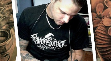 Interview du tatoueur Eliot Kohek