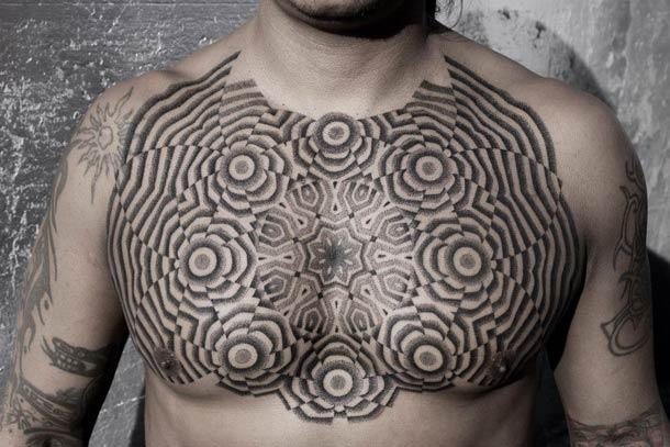 les tatouages de Kenji-Alucky (1)