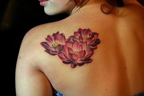 1000 images about lotus lilli dessins et tatouages draws and tattoos on pinterest. Black Bedroom Furniture Sets. Home Design Ideas