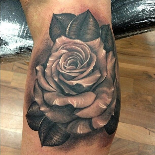 Tatouage Fleur Rose Tattoo 25 Inkage