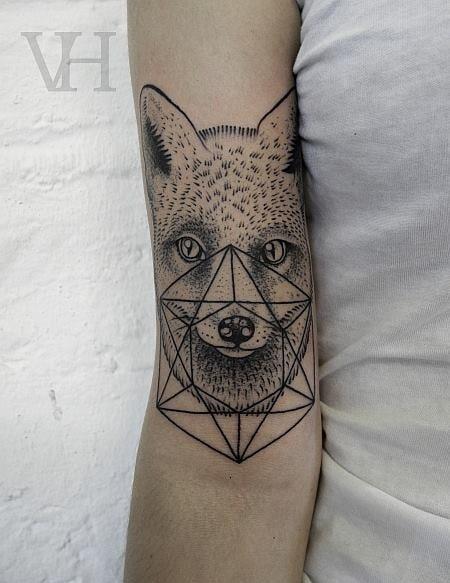 Tatouage Renard Tattoo 22 Inkage