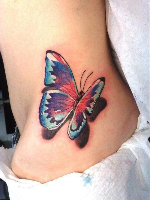 tatouage papillon tattoo 15 inkage. Black Bedroom Furniture Sets. Home Design Ideas