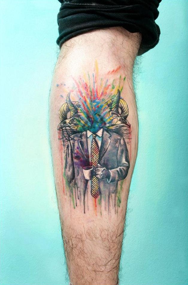 les tatouages graphique de Candelaria Carballo (20)