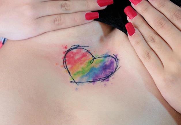 les tatouages graphique de Candelaria Carballo (24)