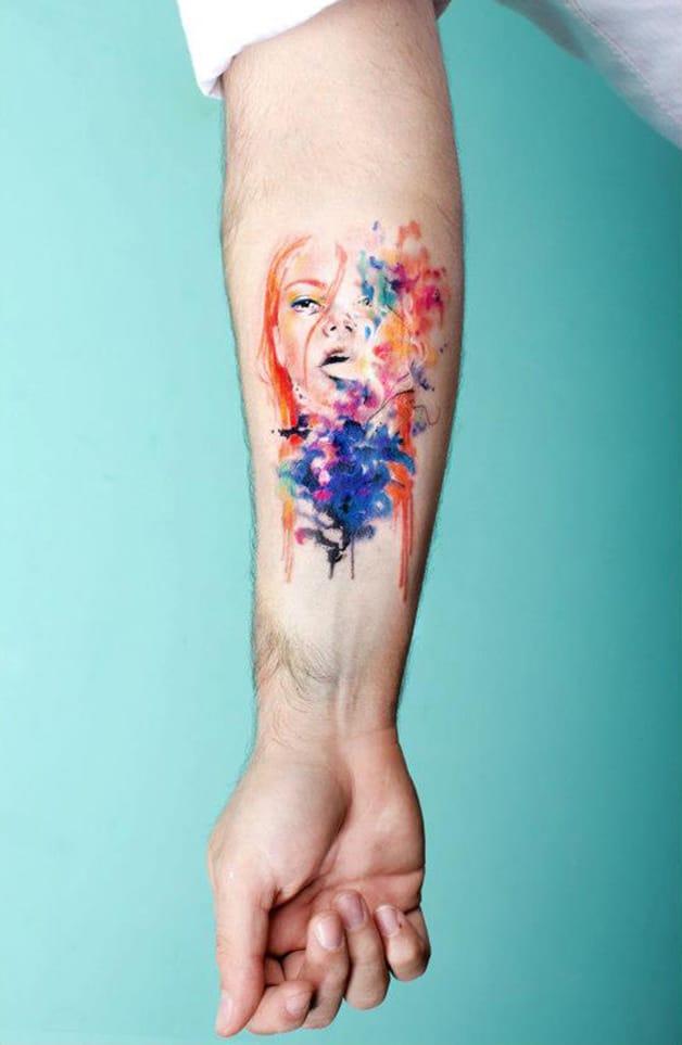 les tatouages graphique de Candelaria Carballo (26)