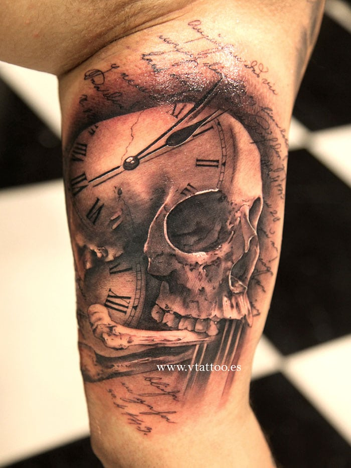 Miguel Bohigue - Tattoo -Tatouage (3)