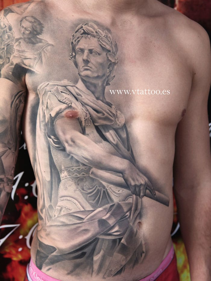 Miguel Bohigue - Tattoo -Tatouage (4)