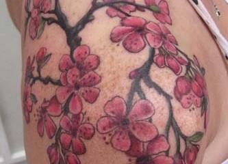 tatouage branche d arbre sur tout le corps inkage. Black Bedroom Furniture Sets. Home Design Ideas