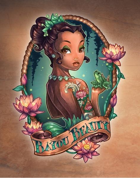 tatouage disney princesse (7)