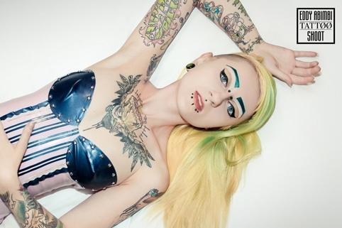 Portrait de tattoo-girls par Eddy Abimbi   kajko-eddy-abimbi- (3)