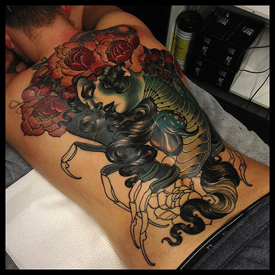 Salon marocain france paris tattoo for Salon tattoo paris