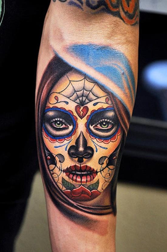 Tattoo Portrait Realiste Couleur Par Nikko Hurtado 34 Inkage