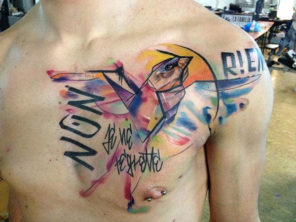 un-tatouage-de-Voller-Kontrast