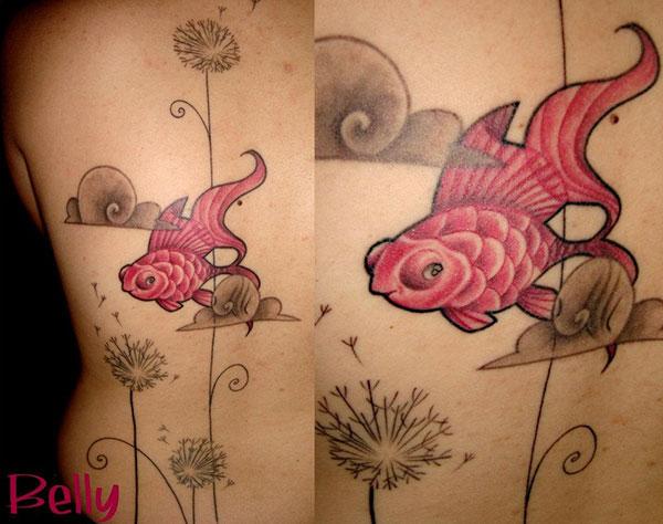 un-tatouage-de-belly-button