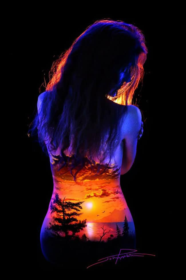 body-painting-fluorescent-(6)