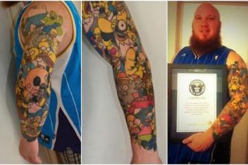 livre-des-records-tatouage-simpson