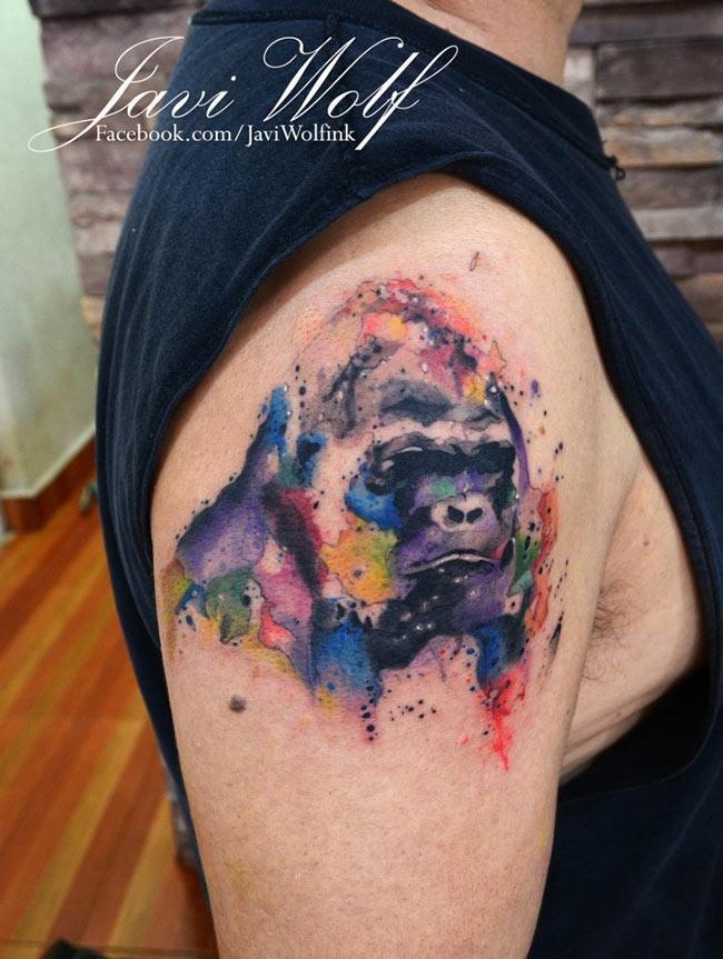 Zelda Tattoo Wolf Tattoo Art