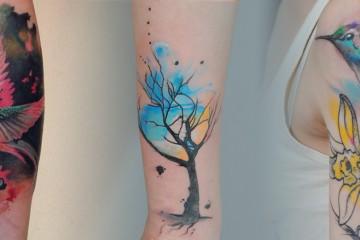 selection-tatouage-tattoo-aquarelle