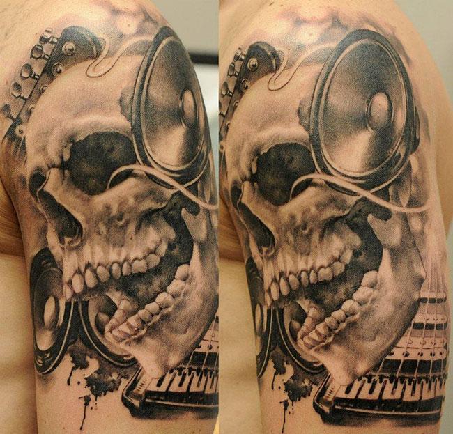 tatouage-crane-tete-de-mort-tattoo-(19)