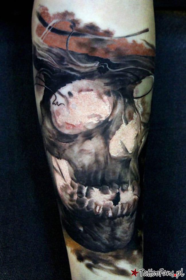 tatouage-crane-tete-de-mort-tattoo-(7)