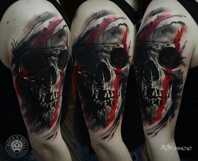 tatouage-crane-tete-de-mort-tattoo-(8)