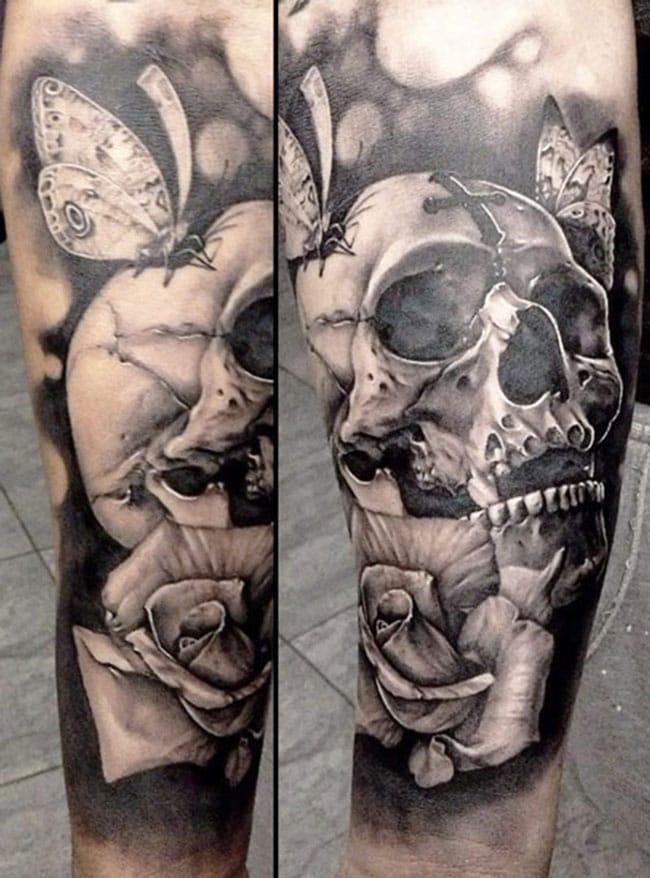 tatouage-crane-tete-de-mort-tattoo-(9)