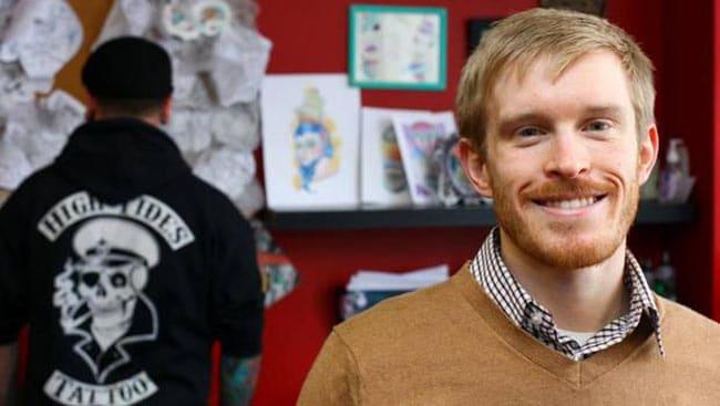 Le docteur Alec Falkenham