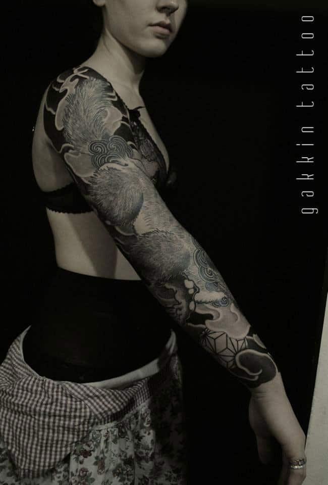 Les tatouages-noirs-de-Gakkin- (18)