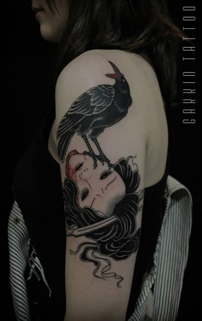 Les tatouages noirs de Gakkin (3)